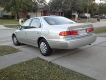 Clean/Simple.  2001 Toyota Camry in Kingwood, Texas