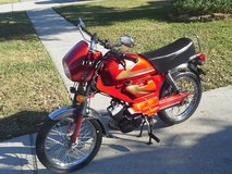 Italian Style, Cafe type moped in Spring, Texas