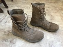 Nike SFB2 boot in Fort Hood, Texas