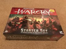 Warcry starter set in Lakenheath, UK