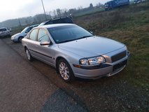 VOLVO S80   2.4 turbo AUTOMATIC NEW INSPECTION 2001 only 89.000 miles in Ramstein, Germany