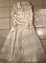 Dress - New Calvin Klein Wrap Dress Size 6 Great Deal! $25 in Bellaire, Texas