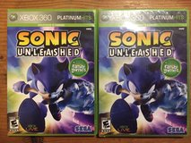 Sonic Unleashed in 29 Palms, California