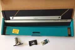 "LOGAN COMPACT MAT CUTTER 301 Bevel Cut 32"" Art Framing Tool in 29 Palms, California"