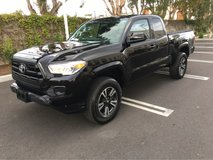 2016 TOYOTA TACOMA SR5 in Huntington Beach, California