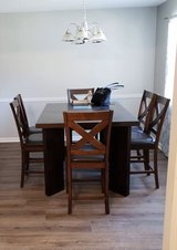 Dining Table with 6 Chairs in Okinawa, Japan