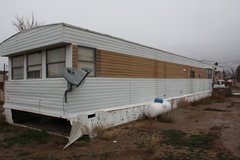1985 Mobil home for sale PRICE REDUCED. AGAIN in Alamogordo, New Mexico