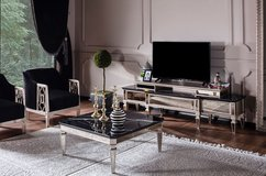 United Furniture - Class TV Stand and Coffee Table including delivery in Stuttgart, GE