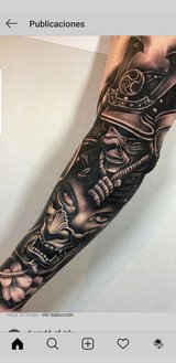 tattoos by Chris from in Ramstein, Germany