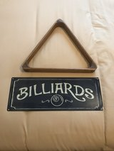 Vintage Billiard Table Accessories in Ramstein, Germany