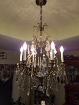 Antique Guilt Crystal Chandelier in Fort Leonard Wood, Missouri