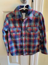 Carter Boys Flannel in Cherry Point, North Carolina