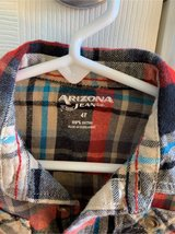 Arizona Boys Flannel in Cherry Point, North Carolina