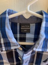 Nautica Boys Button-up shirt in Cherry Point, North Carolina
