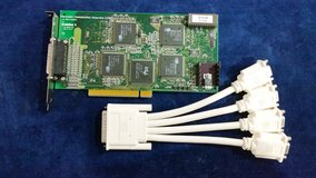 COLORGRAPHIC PC-602184-R8 Evolution 4 PCI Video Card - X-LISTED in Tinley Park, Illinois