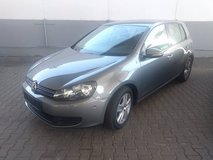 Volkswagen Golf VI 1.4 2009 4 Door in Wiesbaden, GE