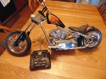 RADIO CONTROL MOTOR CYCLE in Orland Park, Illinois