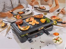 220 Raclette Set and Grill in Stuttgart, GE