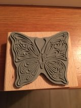 BRAND NEW BUTTERFLY CRAFT STAMP (UNUSED) in Lakenheath, UK