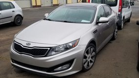 2012 Kia Optima Parting Out in Grafenwoehr, GE