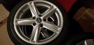 BMW E46 Borbet Aluminum Wheels in Grafenwoehr, GE