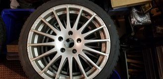 BMW E46 OZ Aluminum Wheels in Grafenwoehr, GE