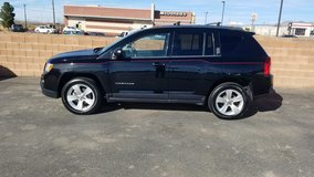 Low miles! Super clean! 2013 Jeep Compass 4x4! in Alamogordo, New Mexico