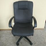 Computer Office Chair Executive Airseat Lumbar Support Excellent Condition in Glendale Heights, Illinois