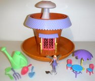 Like New! My Fairy Garden Magical Cottage Planter / Playset in Naperville, Illinois