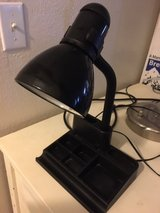 Desk Lamp with paper clip and other office supply cubbies in DeRidder, Louisiana