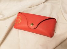 Ray Ban Coral Pink Eyeglasses Sunglasses Case Hard Soft Side in Kingwood, Texas