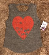 NWT Roxy Heart Tank, Sz S in Fort Campbell, Kentucky