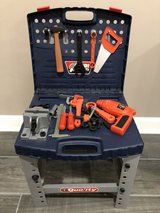 Kids Tool and Work Bench Set in Naperville, Illinois