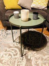 Coffee table green in Wiesbaden, GE