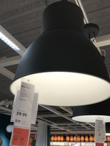 Large lamp / pendant from ikea in Wiesbaden, GE
