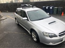 2004 Subaru Legacy Wagon Turbo in Okinawa, Japan