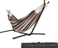Two-person hammock on stand for outdoor/garden in Ramstein, Germany