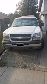 2004 Silverado Z71 in Fairfield, California