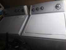 Whirlpool Washer and Dryer Set in Camp Lejeune, North Carolina