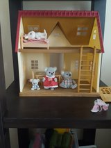 Calico Critters Cottage in Plainfield, Illinois