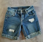 Girls Vanilla Star Jean Shorts, Size 12 in Fort Campbell, Kentucky