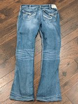 Silver Tuesday Jeans SZ 31*35 in Cleveland, Texas