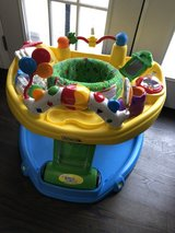 Kolcraft Baby Sit & Step 2-in-1 Activity Center and Walker in Naperville, Illinois