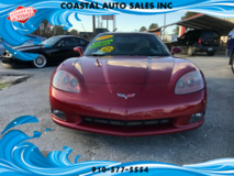 2008 Chevy Corvette in Camp Lejeune, North Carolina