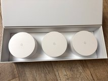 New Google WiFi 3 Pack in Ramstein, Germany