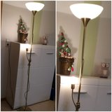 Floor lamp standing lamp light 230V in Ramstein, Germany