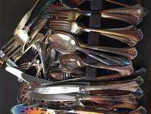 Silver Silverware in Naperville, Illinois