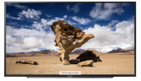 "Sony KDL48W650D 48"" Class Built-In Wi-Fi HD TV ( in 29 Palms, California"