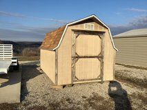 Used Portable Building 8'x12' in Fort Leonard Wood, Missouri