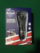 Barbasol Rechargeable Electric Shaver *** NEW in BOX in Fort Lewis, Washington